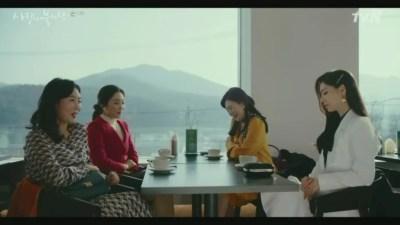 [愛の不時着] 第11話 お茶をするダン