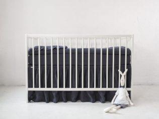 Falbanka maskująca do łóżeczka 140x70 cm
