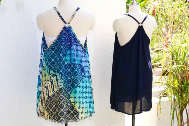 Perfect Beach Dress Free Sewing Pattern