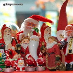 Weihnachtsmann, Santa Claus, Nikolaus