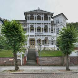 Rügen, Sellin, Wilhelminische Bäderzeit, Gebäude, Architektur