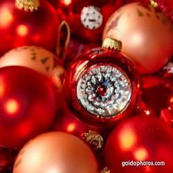 Weihnachten, Weihnachtskugel