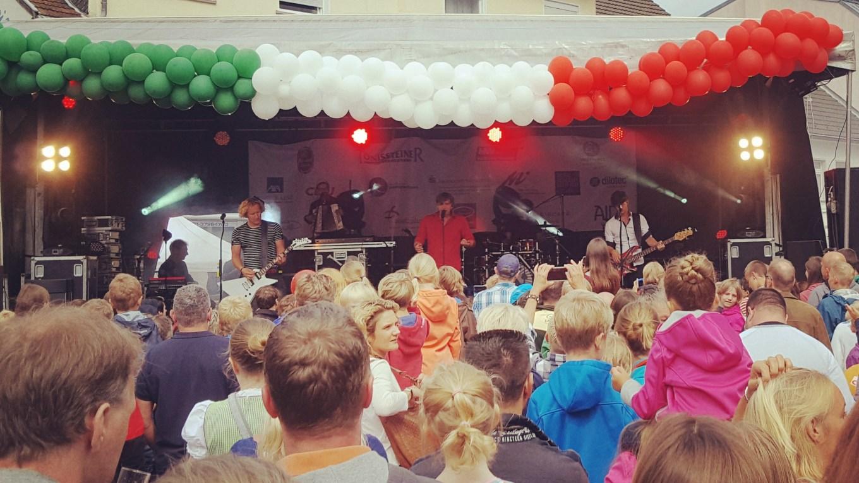 Rodenkirchen Sommerfest 2016 Kasalla