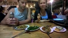 Hostelkumpanen, Ivan aus Litauen und Anne aus Deutschland