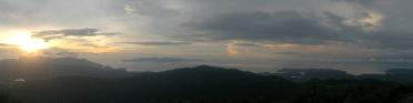 Langkawi Gunung Raya Sunset 2