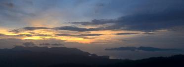 Langkawi Gunung Raya Sunset 3