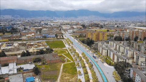 Avenida Alsacia–Tintal 2