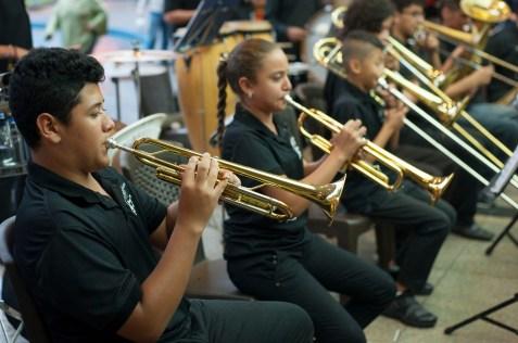 Concurso Nacional De Bandas Juveniles en La Vega Cundinamarca