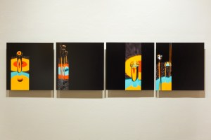 ECHO: Staccato 1-44-panel metal print12