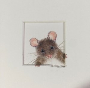 9. Shirley Hogg Chewy Mouse 6