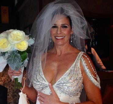 New Mrs. Scharf, Vintage Bob Mackie