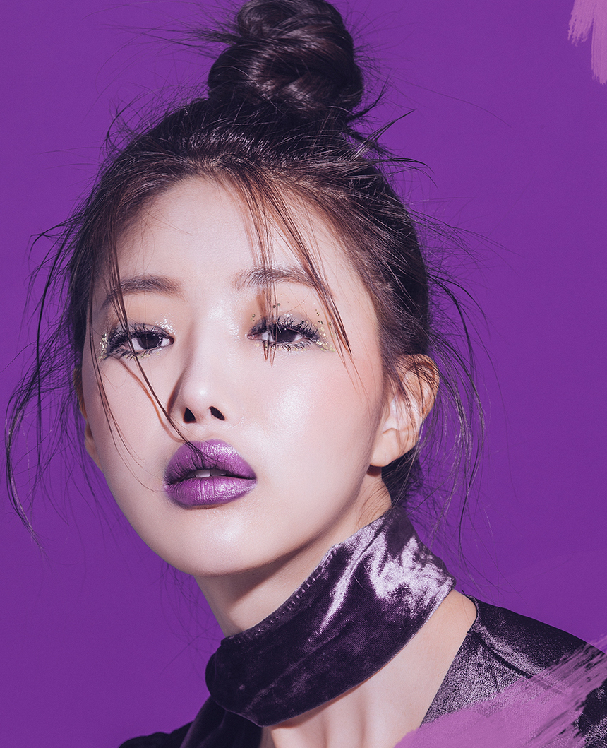 Why Purple is Popping Up in K-Beauty Trends