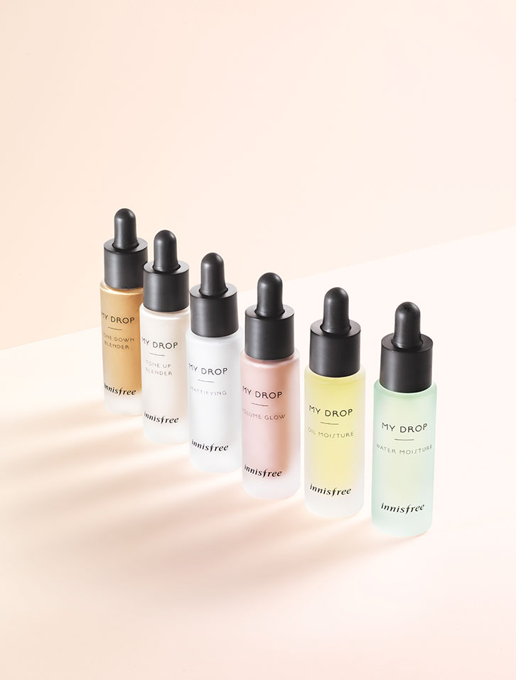 Customize Your Makeup with Innisfree's New My Drops