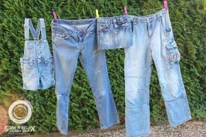 wrinkle-free laundry
