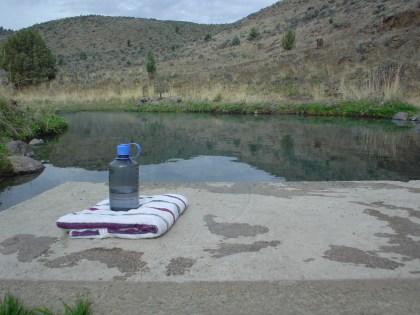 Juntura Hot Springs Soak