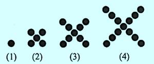 Contoh soal pola bilangan bulatan