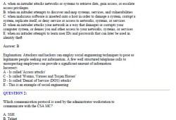 CCNA Exam 642-551 Securing Cisco Network Devices
