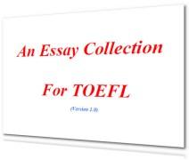 Ebook Sample Essays For TOEFL