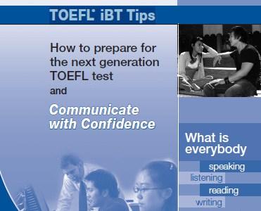 Ebook: TOEFL iBT Tips