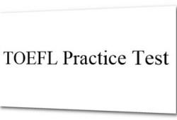 Complete TOEFL Practice Test