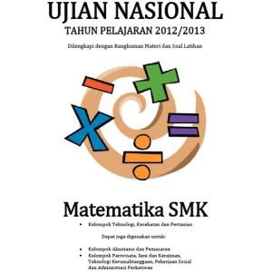 Materi dan Soal Persiapan Ujian Nasional Matematika SMK