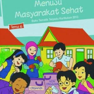 Download Buku Pegangan Guru dan Siswa Kelas 6 SD