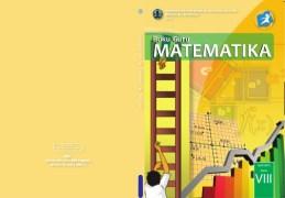 Sampul Buku Sekolah Elektronik Matematika SMP Kelas 8