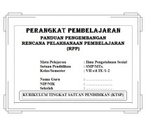 Perangkat Pembelajaran IPS SMP KTSP