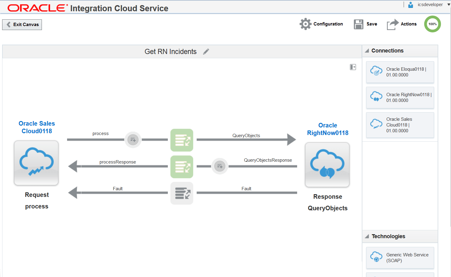 Oracle Integration Cloud Service Ics Preview
