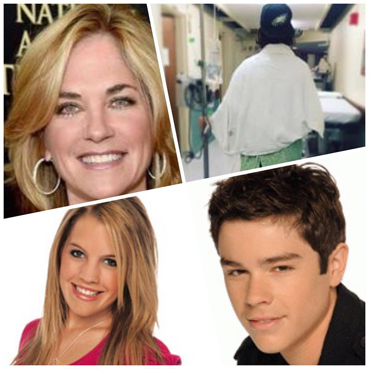 Kassie Depaiva Other Soap Stars Shared Online On A Special Day