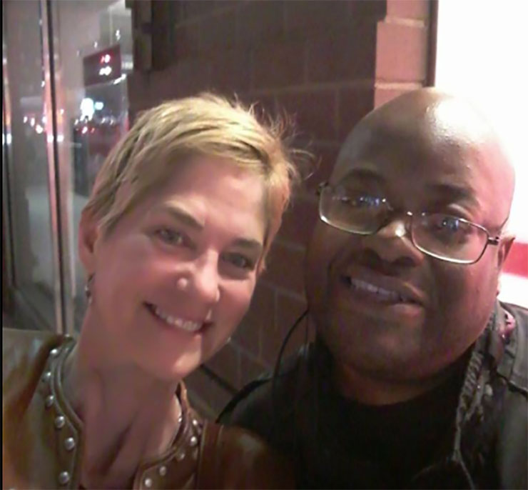 Kassie depaiva looking great out and about could she back to daytime kassie depaiva and soap fan alex harvin in new york city winobraniefo Image collections