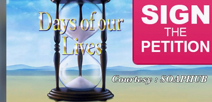 Soap Hub Starts Petition to Help Save Days of Our Lives