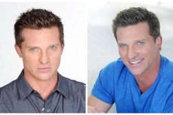 Steve Burton as Jason Morgan