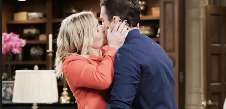 Days of Our Lives Spoilers, Thursday, October 18th: Sami Lays a Smooch on Chad!