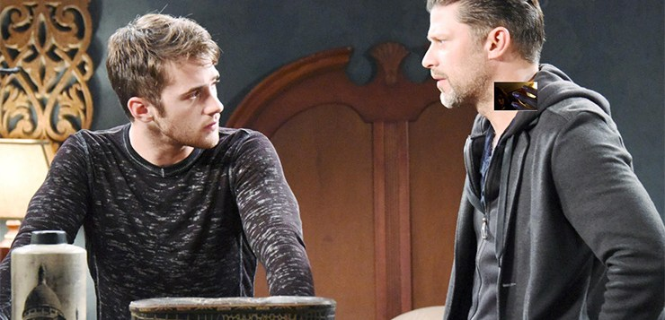 Days of Our Lives Spoilers, Tuesday, December 12th: Eric Helps JJ With His Torment!
