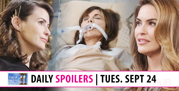 DAYS Spoilers: Transplants, Babies, and Crazies