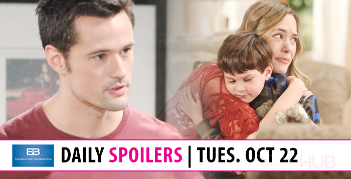 B&B Spoilers: Hope Wants Custody of Douglas