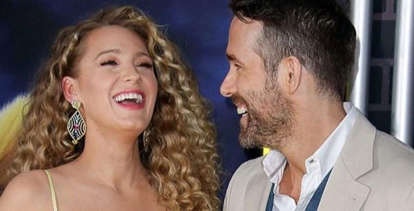 Celebrity Baby Alert: Blake Lively & Ryan Reynold