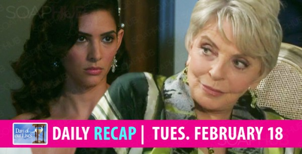 DAYS Recap: Julie Finally Took Gabi Down