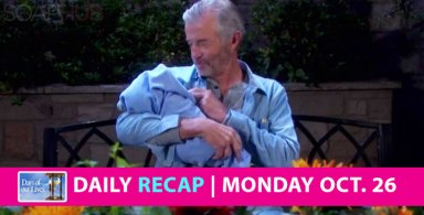 DAYS Recap: A Sinister Kidnapping Scheme