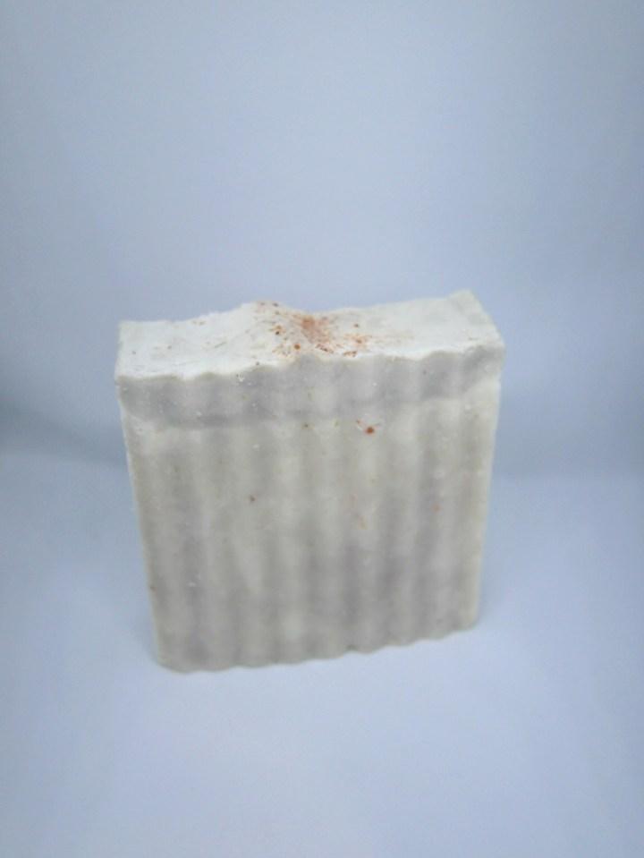 cold process soap-himalaya pink salt