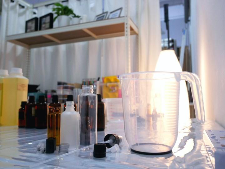 essential oil workshop