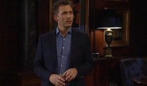 Valentin tells Jason about the scarecrow-ABC