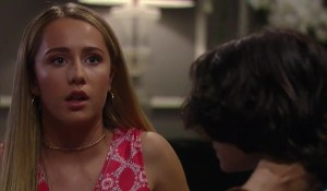Joss and Oscar are interrupted-GH-ABC