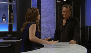Olivia tells Ned Diane won't take her case-GH-ABC