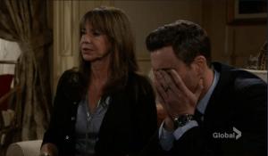Cane tells Jill his problems-YR-CBS