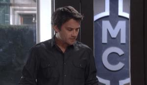 Dante has bad news-GH-ABC