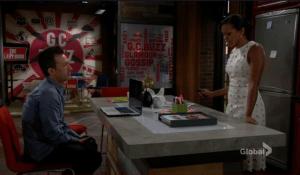 Howard and Hilar debate airing the footage-YR-CBS