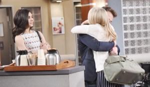 Gabi-JJ-Jennifer-embrace-hospital-Days-JJ