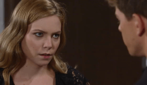 Michael asks Nelle about her lies-GH-ABC